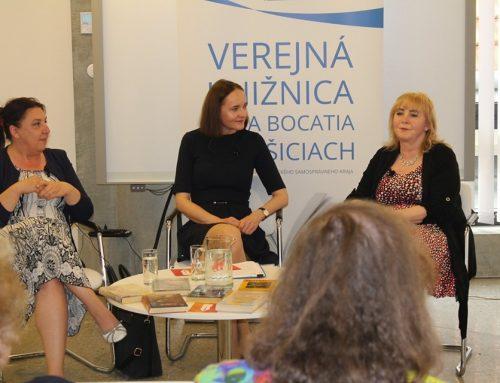 Katarína Gillerová a Jana Pronská