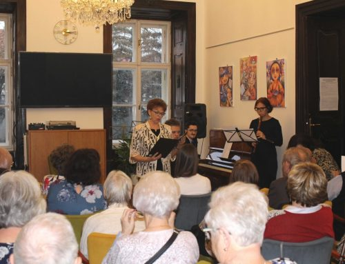 Novoročný koncert pre dôchodcov
