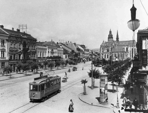 Z dejín košickej dopravy