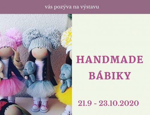 Handmade bábiky