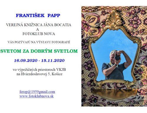 Fotoklub NOVA vystavuje