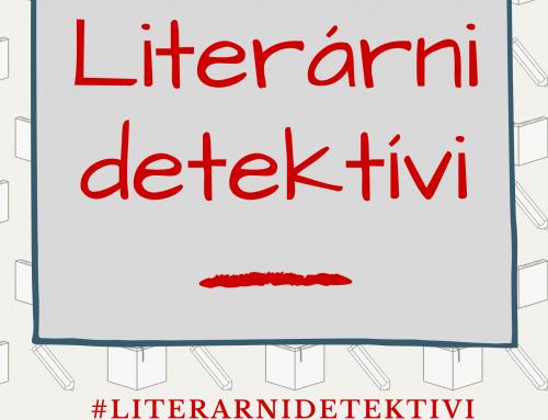 Zahrajte sa s nami na literárnych detektívov!