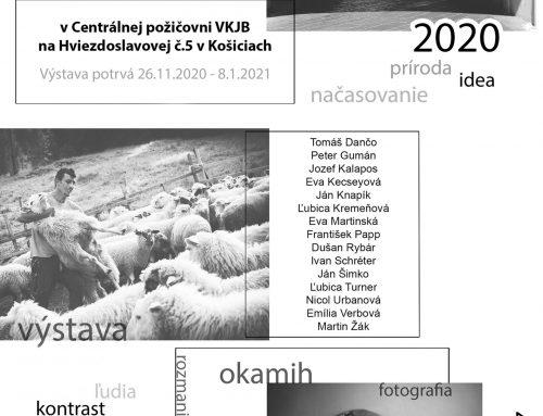 Členská výstava Fotoklubu NOVA – NOVA 2020
