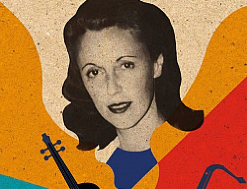 Hannah Rothschild: Jazzová baronka