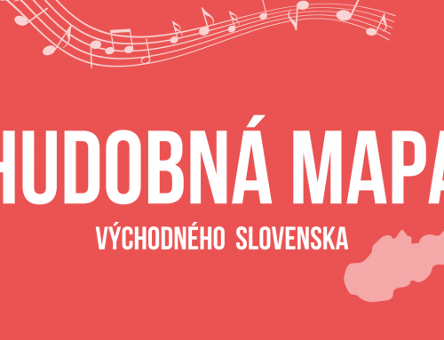 Hudobná mapa východného Slovenska