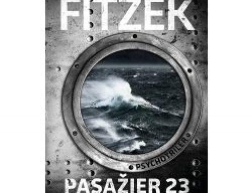Sebastian Fitzek: Pasažier 23