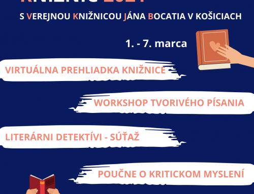 Týždeň slovenských knižníc vo VKJB