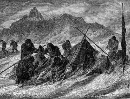 Expedícia na severný pól