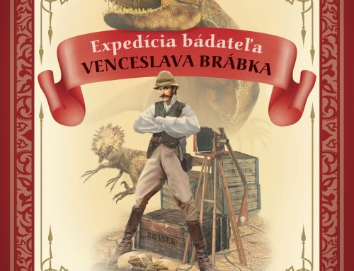 Jan Sovák: Expedícia bádateľa Venceslava Brábka: do Vrchnej Kriedy pod Čiernymi lesmi